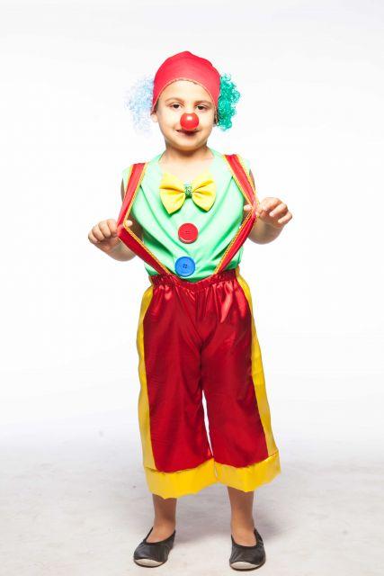 children's clown costume ideas