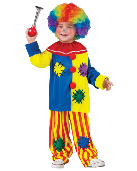 clown costume ideas
