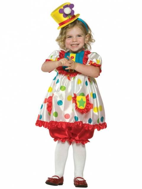 clown costume girls children