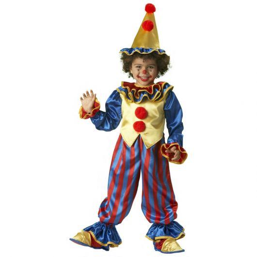 clown costume for kids