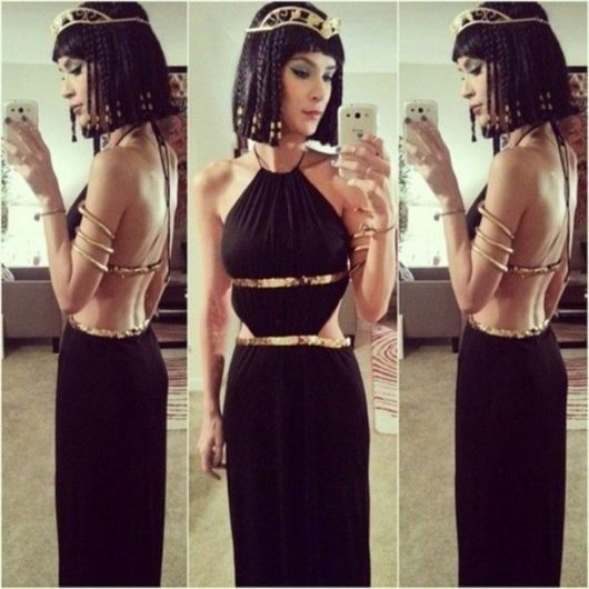 Cleopatra's costume photos