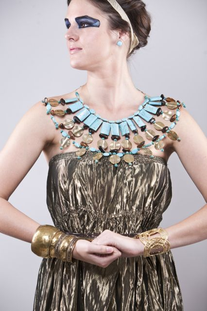 how to make Cleopatra costumes