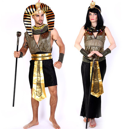Cleopatra costumes for couples