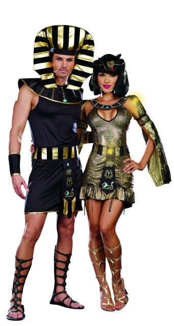 Cleopatra's costumes photos for couples