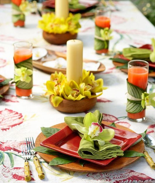 table guests idea
