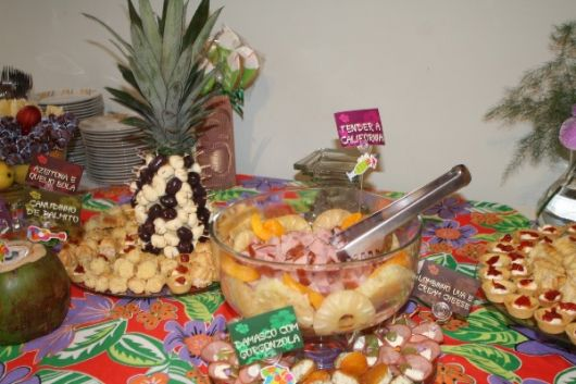 hawaiian party snacks