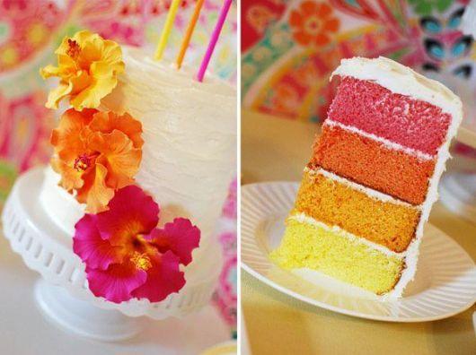 Hawaiian cake idea