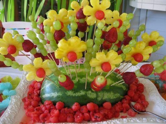 cheap hawaiian party decoration