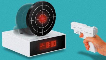 different alarm clock