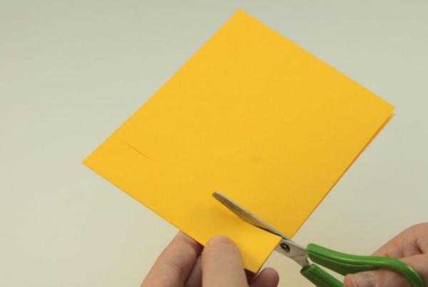 How to make a card for or day two countries - Step 1