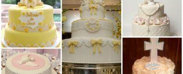 christening cake models