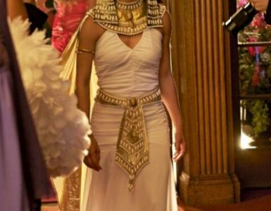 Cleopatra costume models to inspire