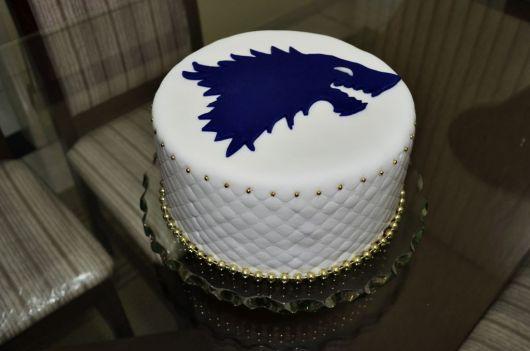 simple cake got