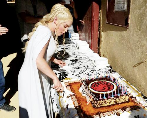 game of thrones celebration