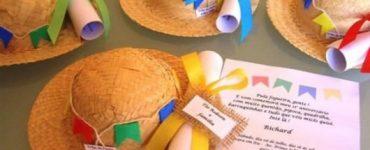 party favors junina hat