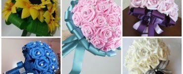 artificial bouquet models