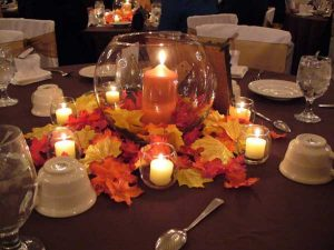 how to make a wedding centerpiece step by step