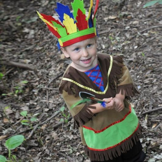 children's indian costume for boy