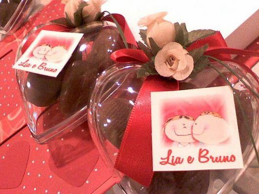 chocolate souvenir