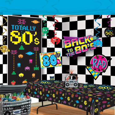 30-year-80's party