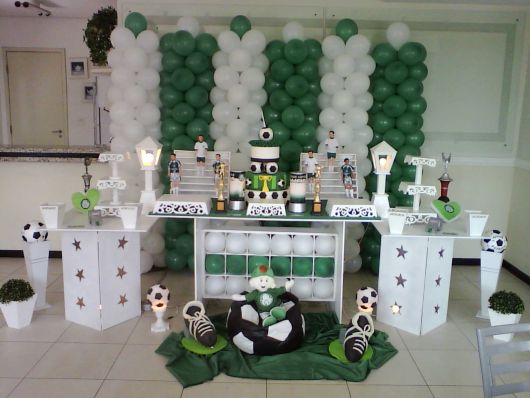30-year-old men's soccer party