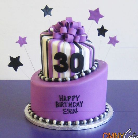 30-year-old cake party