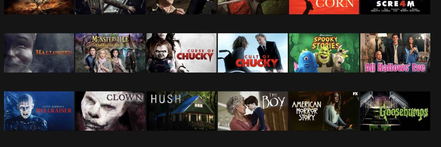 Does Netflix have any Halloween movies?