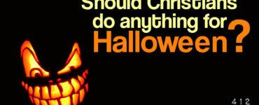 How do Christians do Halloween?