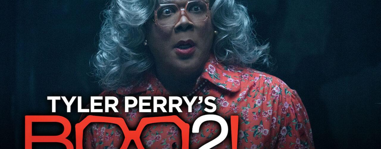 Is Boo 2 A Madea Halloween on Netflix?