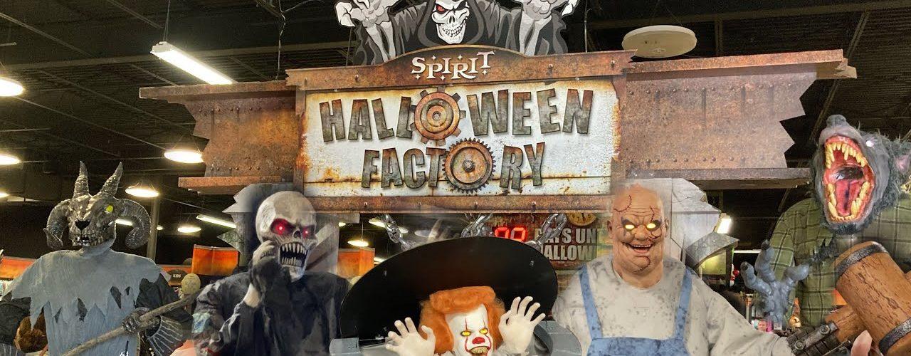 Is Spirit Halloween opening this year 2021?