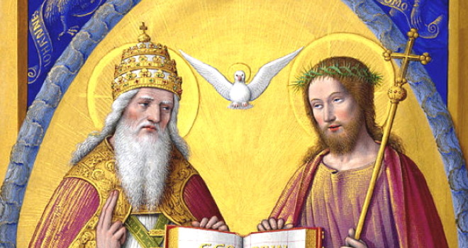 Is holy the same as divine?