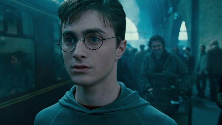 Where can I watch Harry Potter 2021?