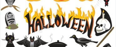 Which animal is a symbol of Halloween?